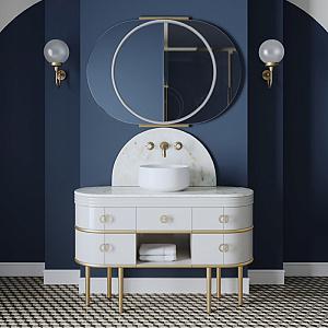 Мебель для ванной комнаты Devon&Devon Scottie