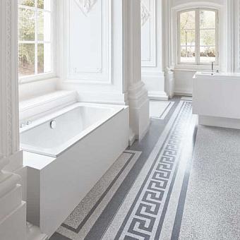 BETTE One Ванна с шумоизоляцией 200х90х45,  цвет белый (для удлиненного слива-перелива)