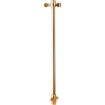 Nicolazzi Doccia Удлинитель для душевой стойки, цвет: золото