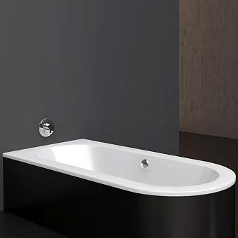 BETTE Starlet II Ванна 165х75х42 см, с шумоизоляцией, BetteGlasur® Plus, цвет: белый