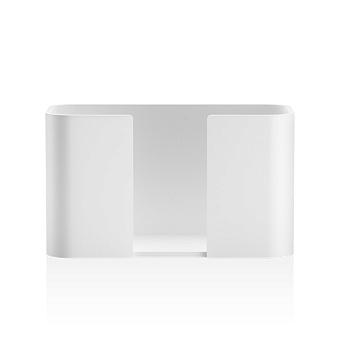 Decor Walther Stone SPTB Держатель для бумажных полотенец, настольный, цвет: белый