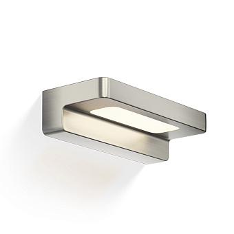 Decor Walther Form 20 LED Светильник настенный 20x9x5см, светодиодный, 1x LED 16W, цвет: никель сатинированный
