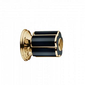Bongio Fleur Noir, Кран, цвет: золото/черный фарфор