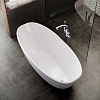 Victoria + Albert Mozzano, Ванна 164.5х74.1х50,2 см, цвет: белый