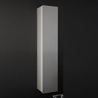 Laufen INO Шкаф подвесной, 360х305х1800мм, с 1 дверцей, SX, цвет: белый матовый