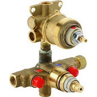 CISAL Встраиваемая часть термостатического смесителя с переключателем на 2 положения, ZA01840104
