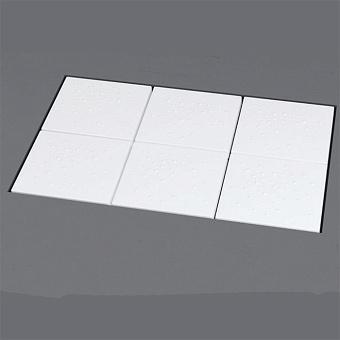 Flaminia Albero Модульный душевой поддон 89x128x h: 5см, цвет: белый