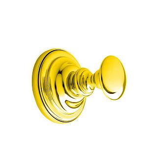 StilHaus Giunone Крючок одинарный , подвесной монтаж, цвет: золото