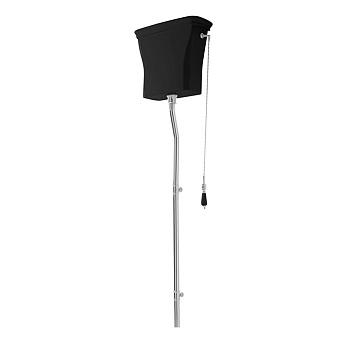 Artceram Civitas Высокий бачок для напольного унитаза 39х44 см, цвет: черный