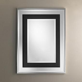 Devon&Devon Venice Зеркало, цвет: хром/черный