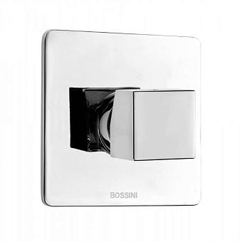 Bossini Cube Смеситель для душа на 1 выход , цвет:  хром
