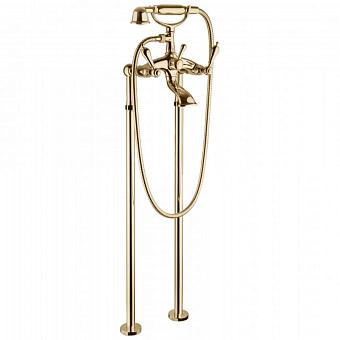 Bongio Capri, Смеситель для ванны, цвет: золото