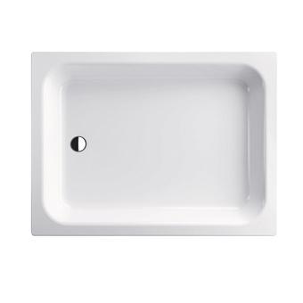 BETTE Душевой поддон прямоугольный 90х70хh15см, D52 мм, цвет белый