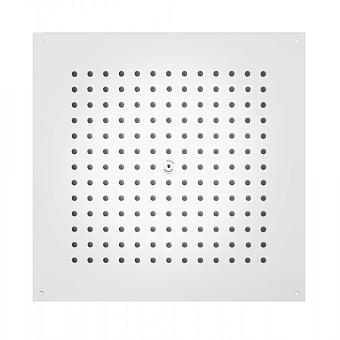 BOSSINI DREAM-CUBE  Верхний душ 470 x 470 мм, цвет: белый матовый