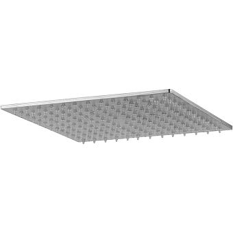 CISAL Xion Верхний душ 300х300х4 мм без держателя, цвет нержавеющая сталь