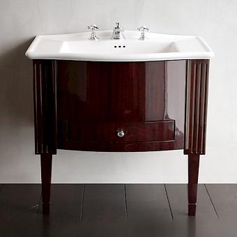 Devon&Devon Domino, Комплект мебели, Цвет: mahogany