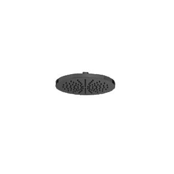 Webert Comfort Верхний душ диаметр 200 мм, цвет: черный