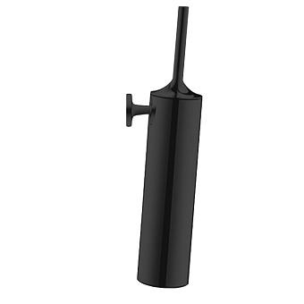 Duravit Starck T Туалетный ершик, подвесной, цвет: черный матовый