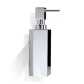 Decor Walther Cube DW 375 N Дозатор для мыла, подвесной, цвет: хром