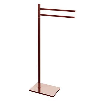 Bertocci Settecento Полотенцедержатель напольный 84 см, цвет: розовое золото