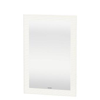 Duravit Cape Cod  Зеркало с подсветкой 110.6x76.6x6см, цвет белый