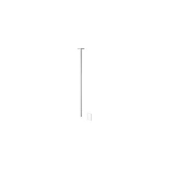 Gessi Rettangolo Смеситель для раковины, потолочный, электронный, с кран-фильтром для регулировки температуры и напора воды, цвет: хром