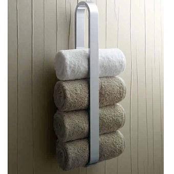 Keuco Edition 300 Держатель для 6 гостевых полотенец подвесной монтаж, цвет: хром