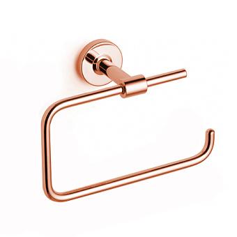 Bertocci Cinquecento Держатель для туалетной бумаги без крышки, подвесной, цвет: розовое золото