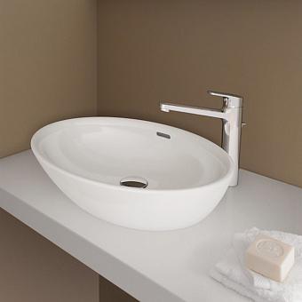 LAUFEN Pro Раковина-чаша 52х39х15 см, без отв., цвет: белый
