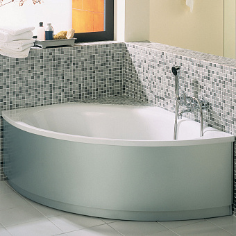 Bette Pool I Ванна встраиваемая 160х113х45 см, правосторонняя, BetteGlasur® Plus, цвет: белый