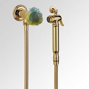 THG  Dragon Jade Гигиенический душ, цвет: золото/хрусталь
