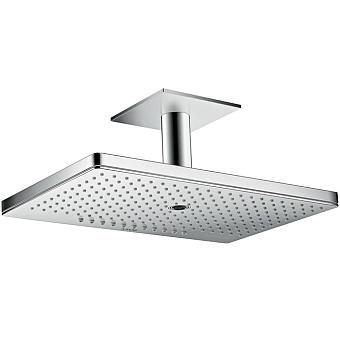 Axor ShowerSolutions Верхний душ 460 х 300мм, 3jet, с потолочным держателем 100мм, цвет: хром