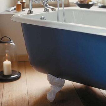 Gentry Home Rose 154 Ванна отдельно стоящая 154х77,5хh61 см на ножках