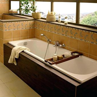 BETTE Classic Ванна встраиваемая 180х70х45 см, с шумоизоляцией, цвет: белый