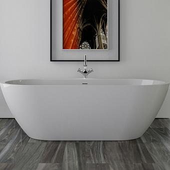 Knief Form Ванна отдельностоящая 190х90х60см, цвет: белый