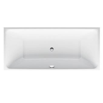 BETTE Loft  Ванна встраиваемая с шумоизоляцией 1700х800х420 мм, цвет белый (для удлиненного слив-перелива)