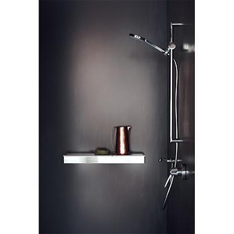 Agape Al dente Ручной душ, без шланга, ø 10,5см, цвет: хром
