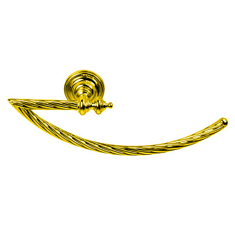 StilHaus Giunone Полотенцедержатель, цвет: золото