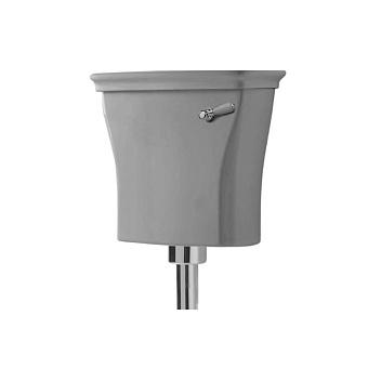 Artceram Civitas Средний бачок для напольного унитаза 44х39 см, цвет: серый
