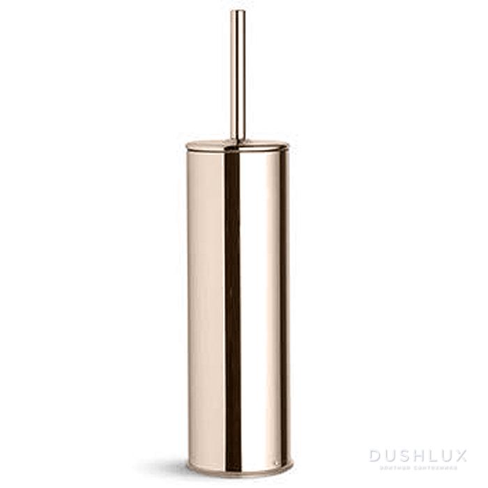 Bertocci Cinquecento Ерш напольный в металлической колбе, цвет: nichel mat