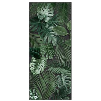 Ornamenta Operae Керамическая плитка 120х278см, настенная, декор: Palm Botanical Black