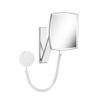 Keuco iLook_move Зеркало косметическое с подсветкой прямоугольное с сенсорной панелью