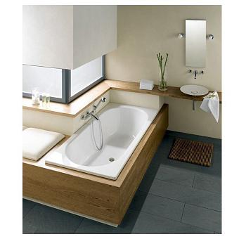BETTE Starlet Ванна 190х90х42 см, с шумоизоляцией, BetteGlasur® Plus, антислип, цвет: белый