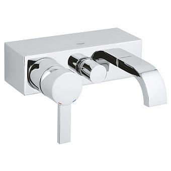 GROHE Allure Смеситель однорычажный для ванны,настенный монтаж, цвет: хром