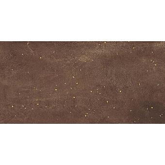 Lea Ceramiche Concreto Керамогранит 60x120x0.6см, универсальный, неглазурованный, декор drops gold, цвет: rust/противоскользящая