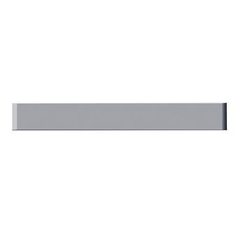 Bertocci Fly Контейнер/полка для аксессуаров 28 см из композита, подвесная, цвет: серый