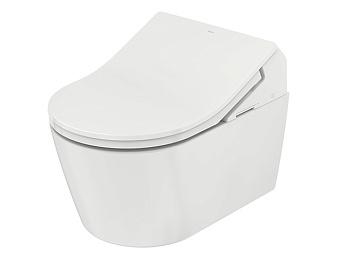 TOTO RP Унитаз подвесной 380x580x335 мм , с сиденьем TCF794CG#NW1) цвет: белый