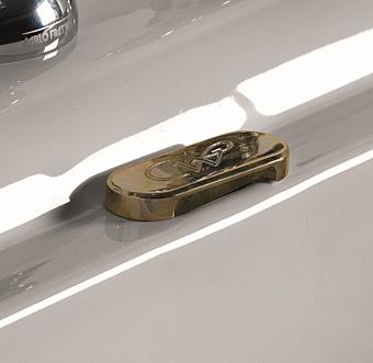 Kerasan Waldorf Заглушка для перелива, цвет: бронза