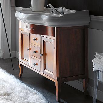 KERASAN Retro Комплект мебели 100см, Цвет: noce