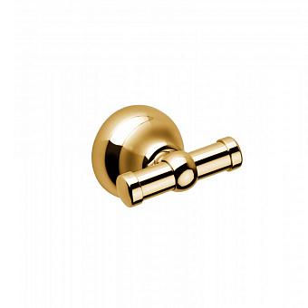 Крючок Bongio Axel, подвесной монтаж, цвет: золото 24к.